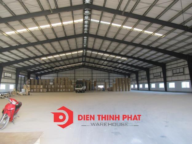 kho xưởng đường Lê Văn Qưới Dt : 160m2(8x20)