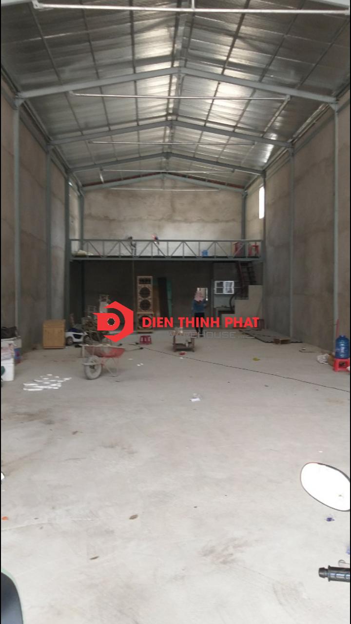 kho xưởng  đường Võ Văn Vân Dt: 300m2(10x30)