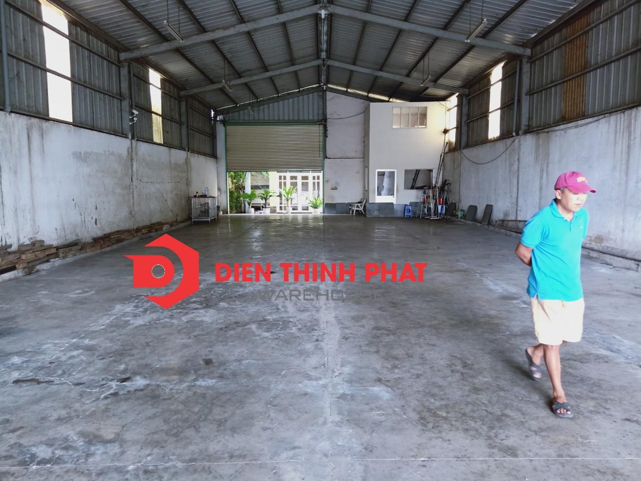 kho  xưởng  đường  Gò  Xoài  Dt: 200m2 (8x25)